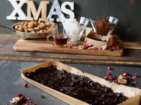 Schokolade, selbst gemacht, Rezept